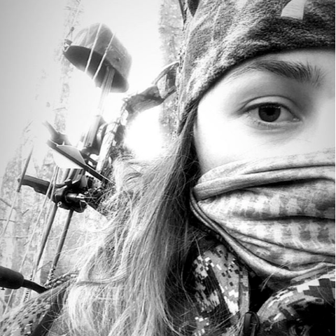 deer hunting with lydia walter new Hampshire